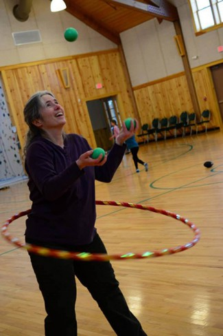 winter doldrums Angie Hooping